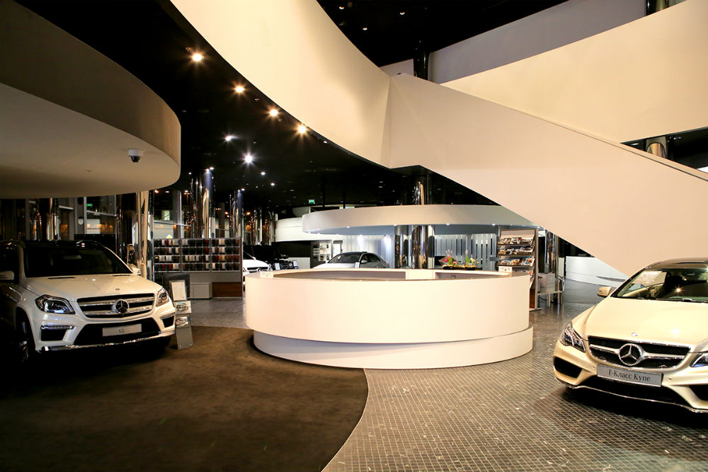 Mercedes-Benz Car Dealership