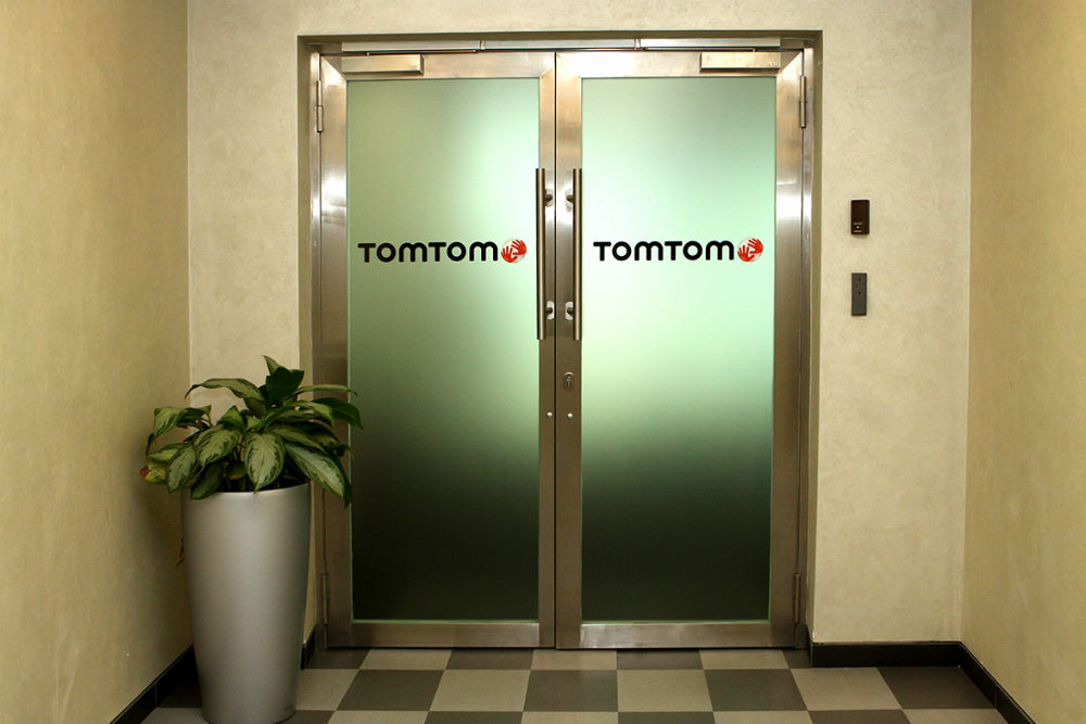 TomTom Moscow Office