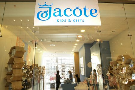Jacote Boutique in the Central Children's Shop