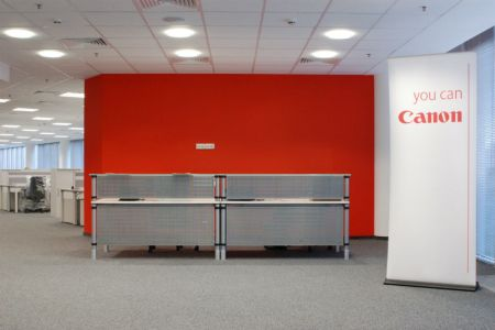 Canon Moscow Office