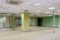Minor refurbishment of offices